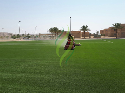 Maintenance of Khalidi Stadium